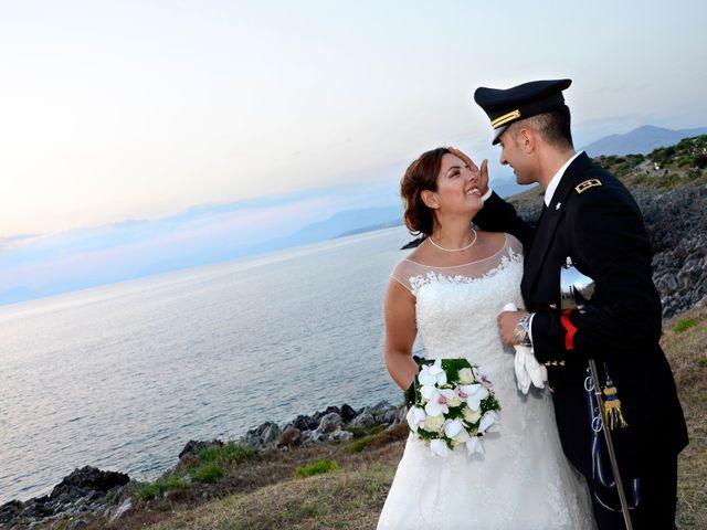 Il matrimonio di Raffaele e Rosanna a San Sosti, Cosenza 50