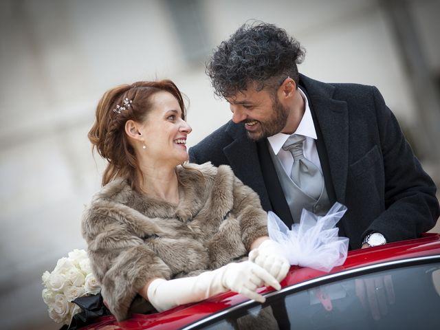 Il matrimonio di Sergio e Cristina a Spoleto, Perugia 11