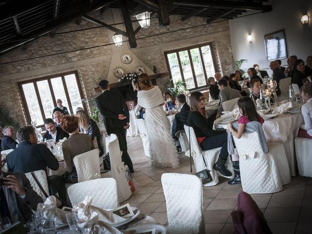 Il matrimonio di Sergio e Cristina a Spoleto, Perugia 15