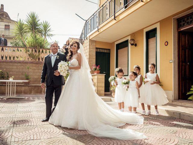Il matrimonio di Marco e Lorena a Caltanissetta, Caltanissetta 34