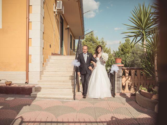 Il matrimonio di Marco e Lorena a Caltanissetta, Caltanissetta 35