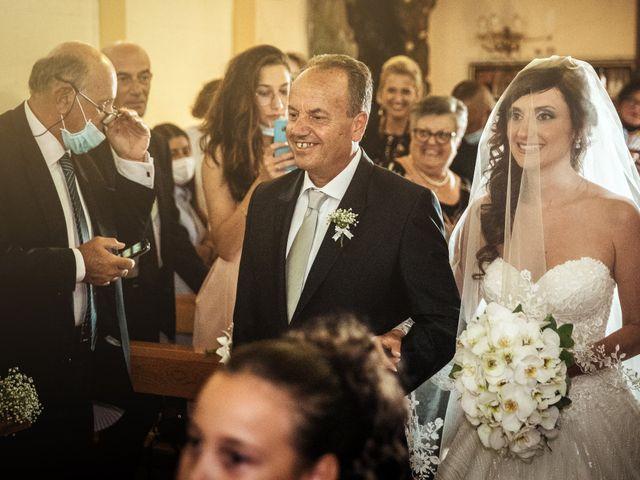 Il matrimonio di Marco e Lorena a Caltanissetta, Caltanissetta 47