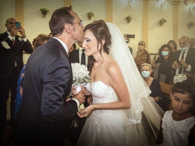 Il matrimonio di Marco e Lorena a Caltanissetta, Caltanissetta 48