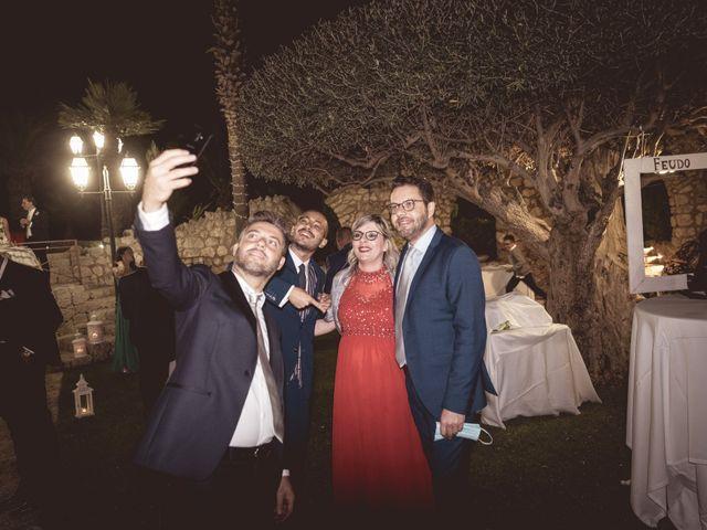 Il matrimonio di Marco e Lorena a Caltanissetta, Caltanissetta 79