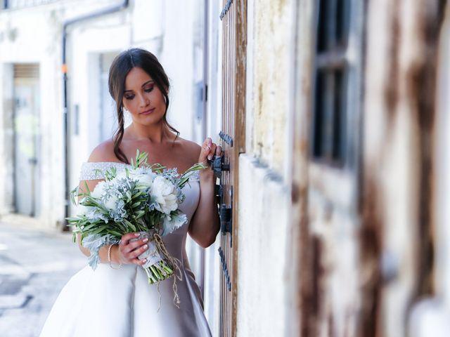 Il matrimonio di Mirco e Valentina a Gioia del Colle, Bari 9
