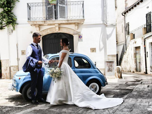 Il matrimonio di Mirco e Valentina a Gioia del Colle, Bari 10