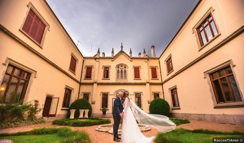 Il matrimonio di Mirko e Tania a Oleggio Castello, Novara