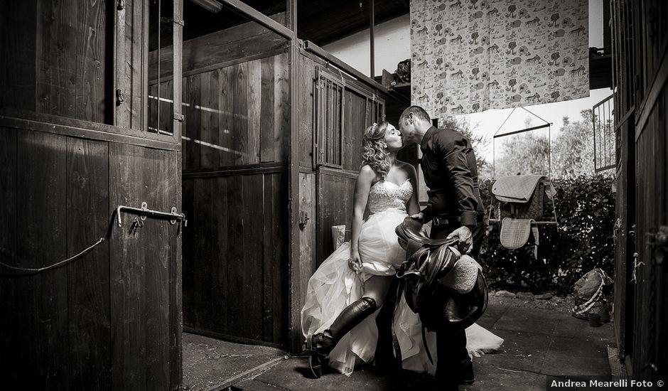 Il matrimonio di Lucio e Valentina a Manciano, Grosseto