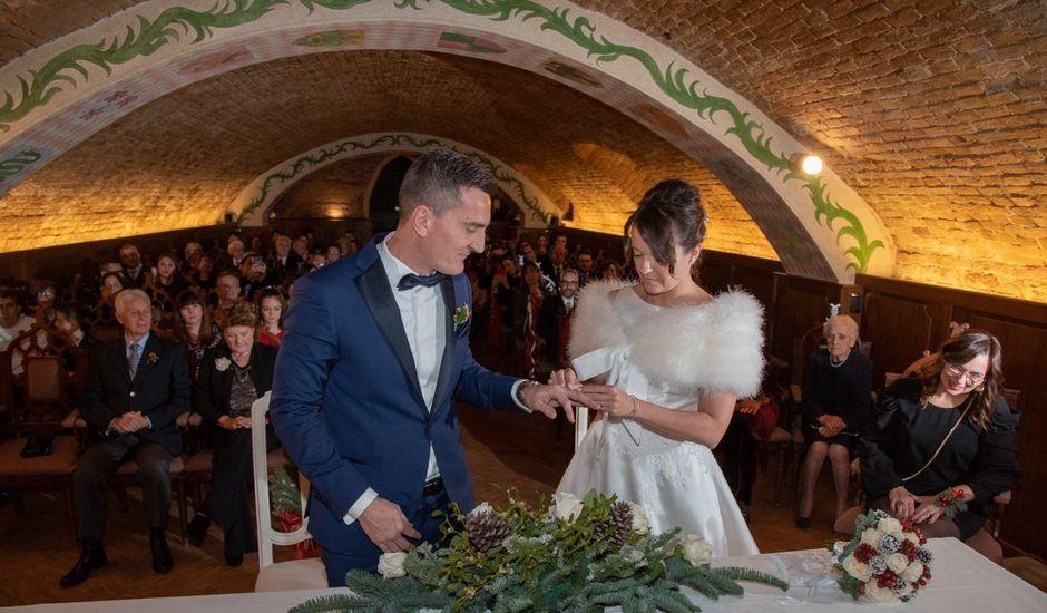 Il matrimonio di Fabio e Francesca a Cervesina, Pavia
