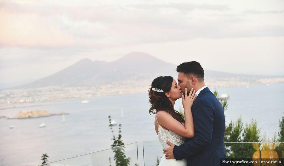 Il matrimonio di Marco e Antonella a Napoli, Napoli