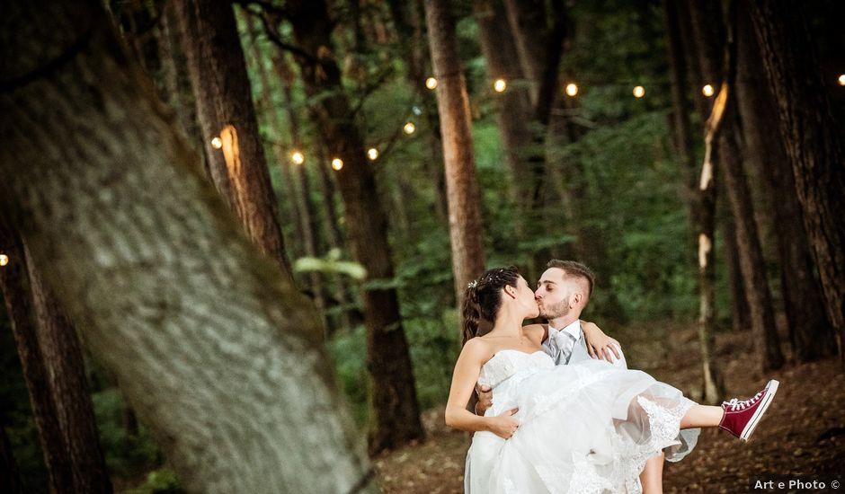 Il matrimonio di Stefano e Sara a Cucciago, Como