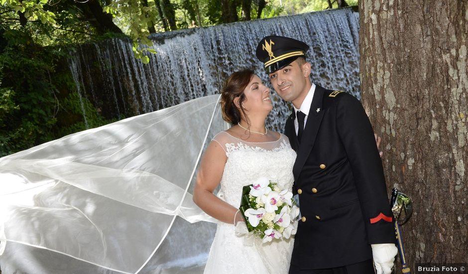 Il matrimonio di Raffaele e Rosanna a San Sosti, Cosenza
