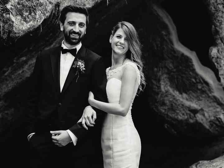 Le nozze di Ilenia e Alberto