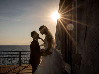 Le nozze di Marianna e Francesco