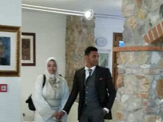 Le nozze di Anouar e Paola 1