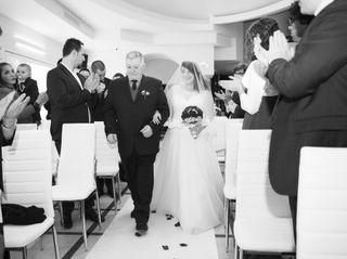 Le nozze di Erica e Donatello