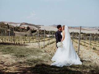 Le nozze di Martina e Jonathan