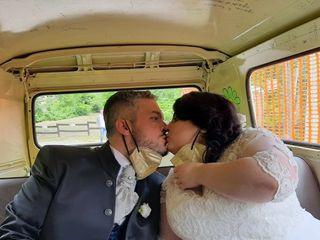 Le nozze di Antonina e Fabio