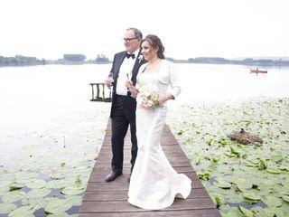 Le nozze di Grazia e Enzo