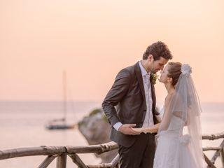Le nozze di Manuela e Antonello