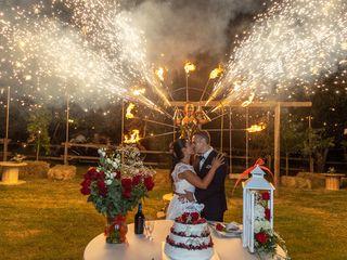 Le nozze di Dajana e Dino