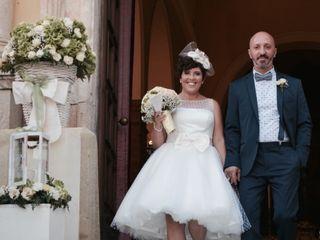 Le nozze di Luana e Nicola
