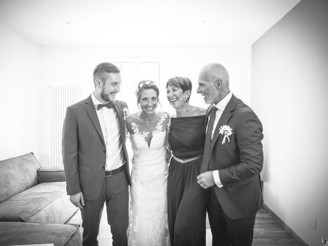 Il matrimonio di Michele e Alice a Asti, Asti 13