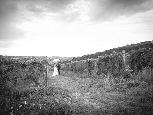 Il matrimonio di Michele e Alice a Asti, Asti 25