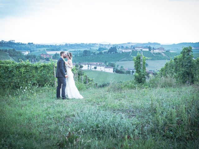 Il matrimonio di Michele e Alice a Asti, Asti 44