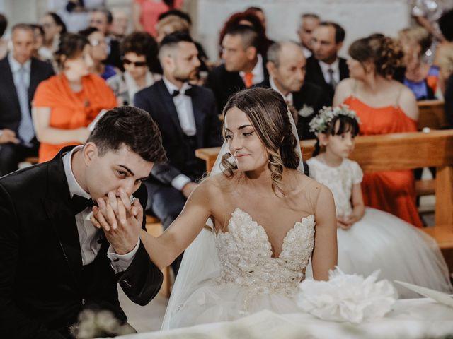 Il matrimonio di Giancarlo e Maria a Manfredonia, Foggia 13