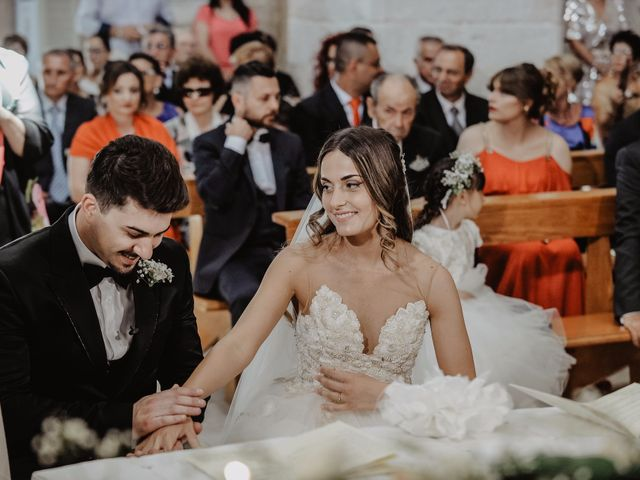 Il matrimonio di Giancarlo e Maria a Manfredonia, Foggia 14