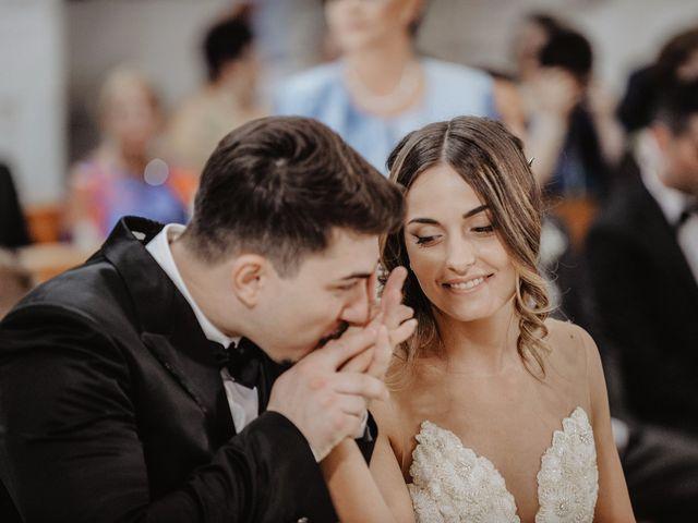 Il matrimonio di Giancarlo e Maria a Manfredonia, Foggia 16