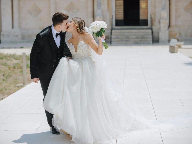 Il matrimonio di Giancarlo e Maria a Manfredonia, Foggia 17