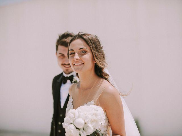 Il matrimonio di Giancarlo e Maria a Manfredonia, Foggia 20