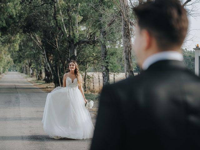 Il matrimonio di Giancarlo e Maria a Manfredonia, Foggia 23