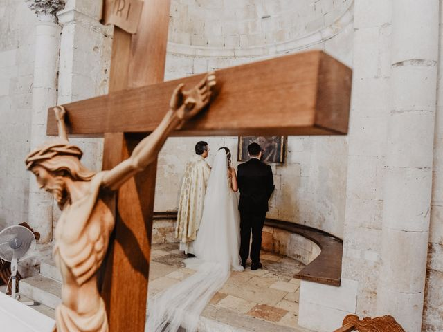 Il matrimonio di Giancarlo e Maria a Manfredonia, Foggia 55