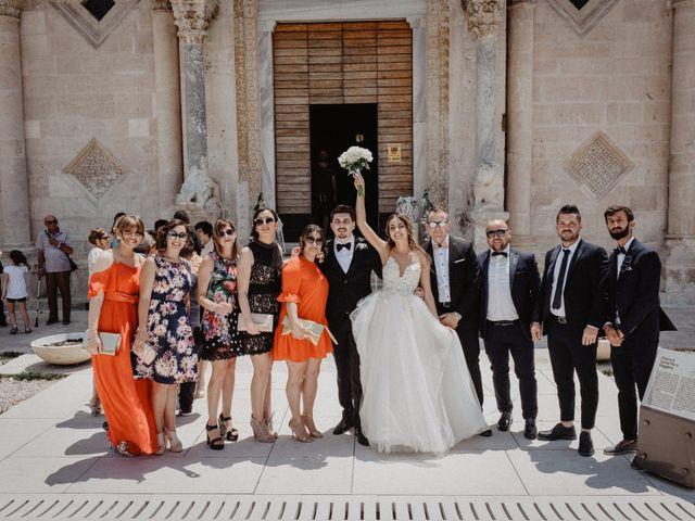 Il matrimonio di Giancarlo e Maria a Manfredonia, Foggia 61