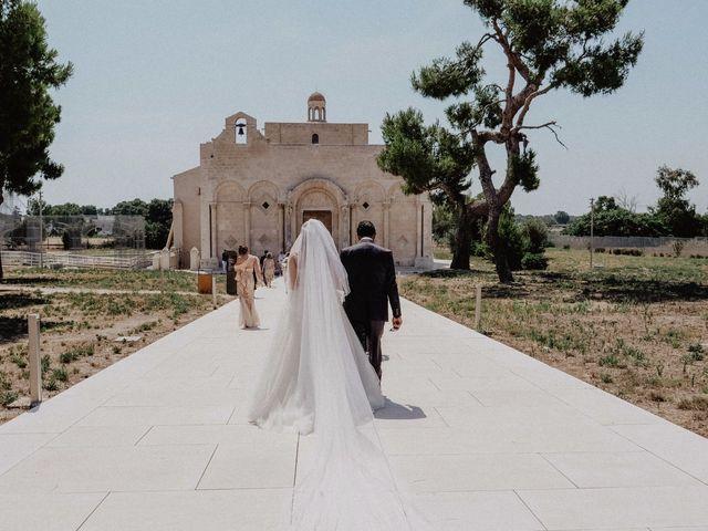 Il matrimonio di Giancarlo e Maria a Manfredonia, Foggia 86