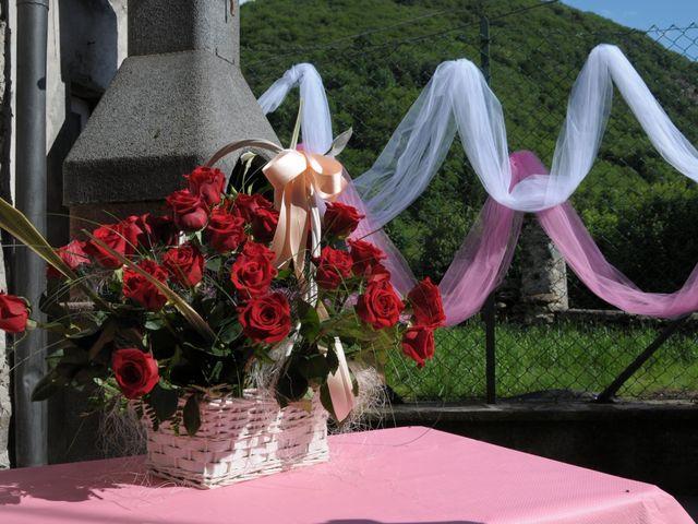 Il matrimonio di Andrea e Maddalena a Issiglio, Torino 113