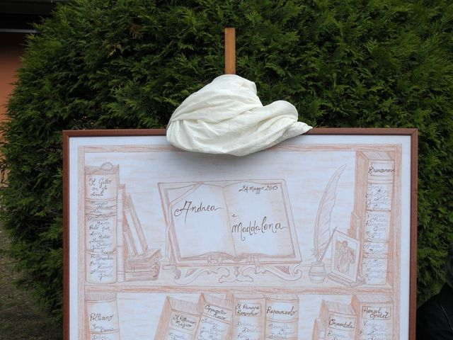 Il matrimonio di Andrea e Maddalena a Issiglio, Torino 117