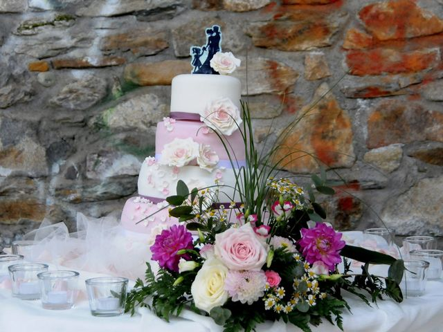 Il matrimonio di Andrea e Maddalena a Issiglio, Torino 119