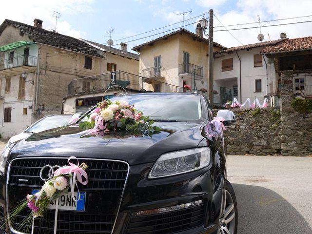 Il matrimonio di Andrea e Maddalena a Issiglio, Torino 122