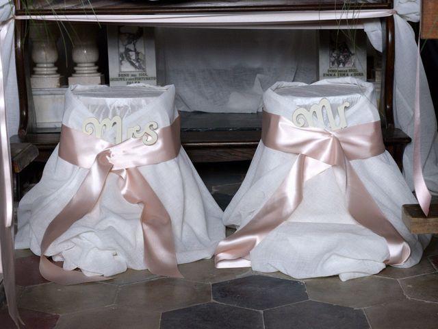 Il matrimonio di Andrea e Maddalena a Issiglio, Torino 123