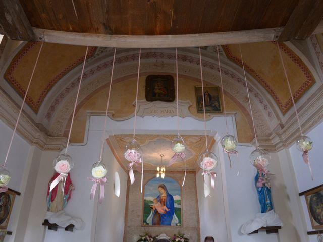 Il matrimonio di Andrea e Maddalena a Issiglio, Torino 124