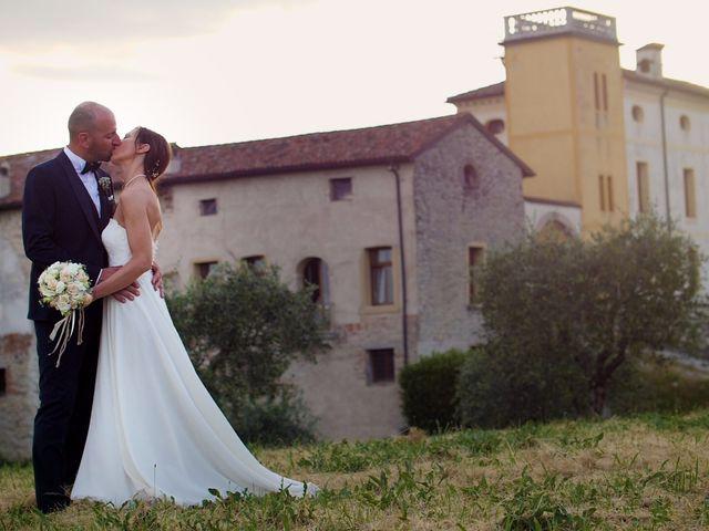 Il matrimonio di Nicola e Raffaella a Riese Pio X, Treviso 3