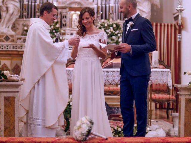 Il matrimonio di Nicola e Raffaella a Riese Pio X, Treviso 4