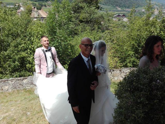 Il matrimonio di Alex e Veronica a Tesimo-Tisens, Bolzano 3