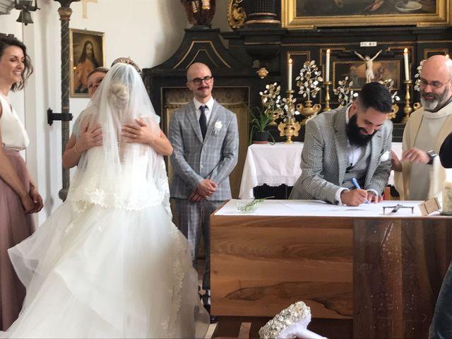 Il matrimonio di Alex e Veronica a Tesimo-Tisens, Bolzano 8