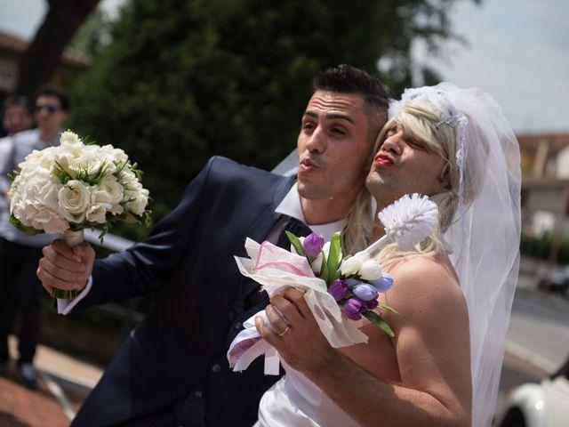 Il matrimonio di Gabriele e Sara a Cesena, Forlì-Cesena 24