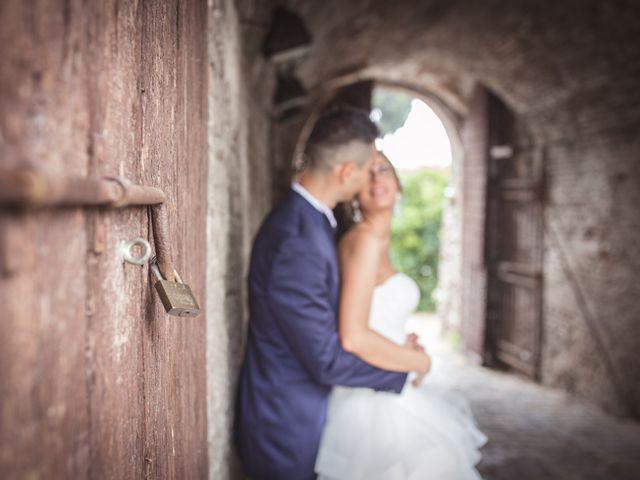 Il matrimonio di Gabriele e Sara a Cesena, Forlì-Cesena 37